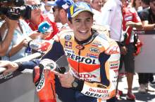 Marquez: The saves get better and better!