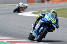 New spec Suzuki engine for Iannone, Rins