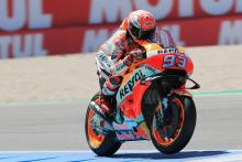 Marquez 'closer to Yamaha riders' than expected