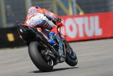 Dovizioso: 'Fast, but not fastest'