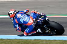 Moto2 Germany: Early fast lap pushes Pasini to pole