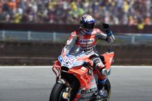 Dovizioso searching for late-race traction