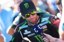 Zarco 'sliding' too much, 'dreaming' of second