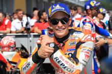 Marquez values title picture over Sachsenring record