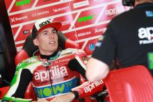 Espargaro: I do my job, but when the bike stops…