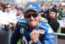 'Proud' Rossi inspired by Marini, Folger