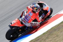 Dovizioso: Better than expected, keen to try new Ducati fairing