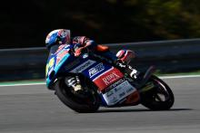 Moto3 Brno: Kornfeil storms to first ever pole on home soil