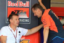 Pedrosa, Folger, Smith on KTM test list, but…