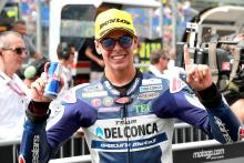 Moto2: di Giannantonio leaves Gresini for Speed Up