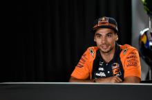 Oliveira: 2019 Triumph-KTM 'fun and very fast'