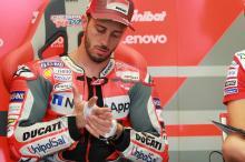 Dovizioso questions team vote on British GP postponement
