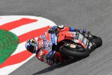Dovizioso-Marquez pace 'very, very similar'