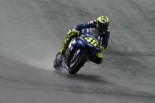 Rossi: '18 Yamaha better in wet, but…