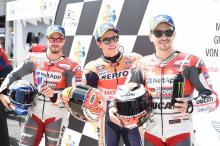 Marquez ready to invade 'Ducati's land'