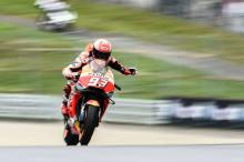 Marquez: Silverstone weather 'another opponent'