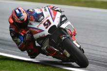 Petrucci: Last ten laps a nightmare