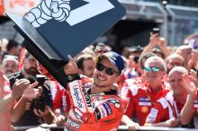 Lorenzo savours Marquez duel, 'One of my best'
