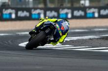 Rossi encouraged by electronics step, 'the road is long'