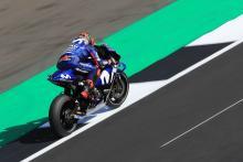 British MotoGP - Warm-up Results