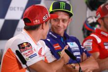 MotoGP Gossip: Marquez: I won't offer handshake to Rossi again