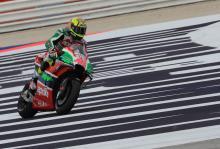 Espargaro adapting to new 'super different' Aprilia engine
