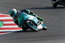 Moto3 Aragon - Free Practice (2) Results
