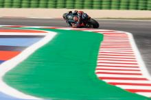 Moto2 Misano: Bagnaia eases to third straight pole position