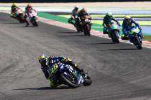 'A big shame' for Rossi, 'everything more difficult'