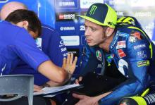 Rossi 18th: Our work doesn't change the problem