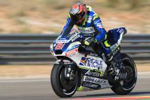 Torres back with Avintia for Thailand