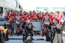 Dovizioso 'proud' to be at start of Ducati revival
