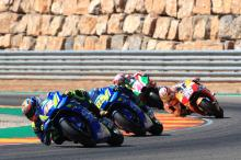 Rins 'passes expectations' with fighting fourth