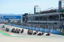 Aragon MotoGP gets race schedule tweak to avoid F1 clash