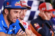 Iannone, Rins have mixed feelings on Buriram prospects