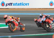 Thailand MotoGP - Race Results