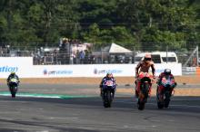 Dovizioso: I'll try and get payback on Marquez