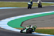 Crutchlow: If I pushed, I wouldn't have finished