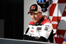 LCR Honda 'like home' for Nakagami
