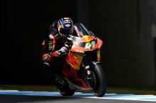 Moto2: Australia - Free Practice (2) Results
