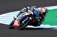 Moto3 Australia - Free Practice (1) Results