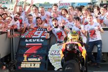 Consistency moulded title charge, says Marquez