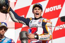Marquez: Title at Motegi exactly what I wanted