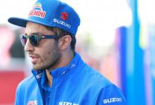 Iannone avoids 'scary' Zarco, Marquez incident