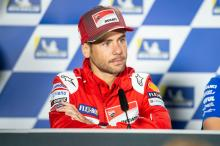 Bautista: Ducati GP18 engine stronger, rest is unknown