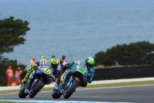 Morbidelli: Riding same bike as Rossi will help us both
