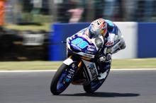 Moto3 Australia: Pole gives Martin advantage, Bezzecchi a distant 15th
