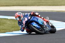 Moto2: Australia - Qualifying Results
