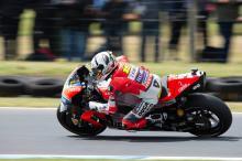 Bautista blames unfamiliar Ducati GP18 for Q2 crash