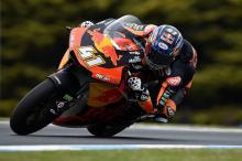 Moto2: Australia - Race Results